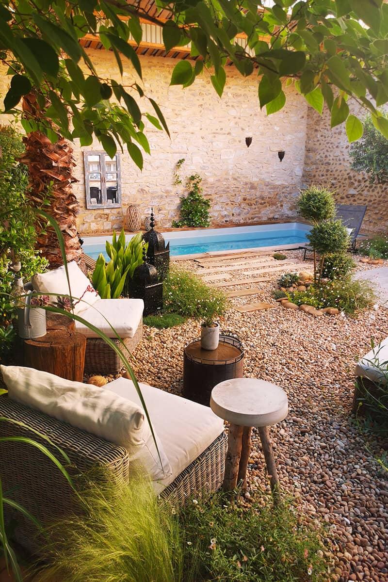 Paysagiste esprit sauvage Avignon Châteaurenard Saint Remy Provence