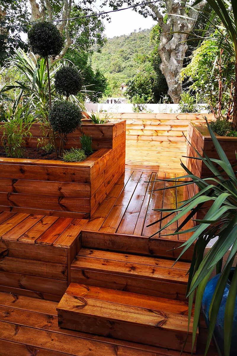 Aménagement Terrasse Paysagiste Passion Jardin Avignon Châteaurenard Saint Remy Provence