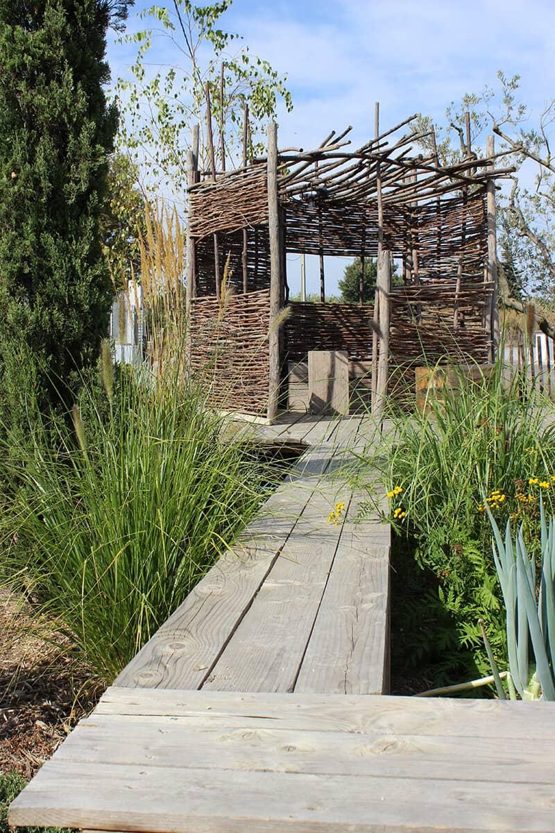 Paysagiste Aménagement Jardin Sauvage Avignon Châteaurenard Saint Remy Provence