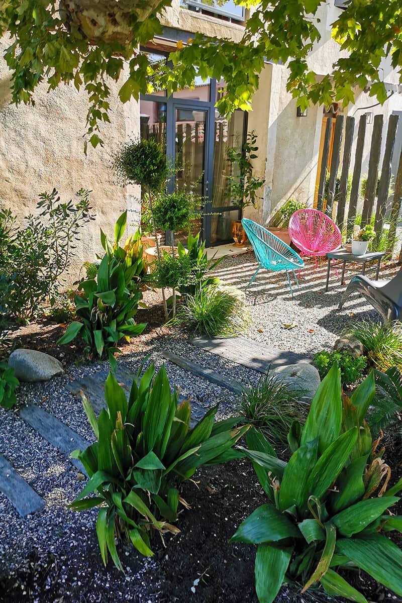 Paysagiste Aménagement Jardin Couleur Avignon Châteaurenard Saint Remy Provence