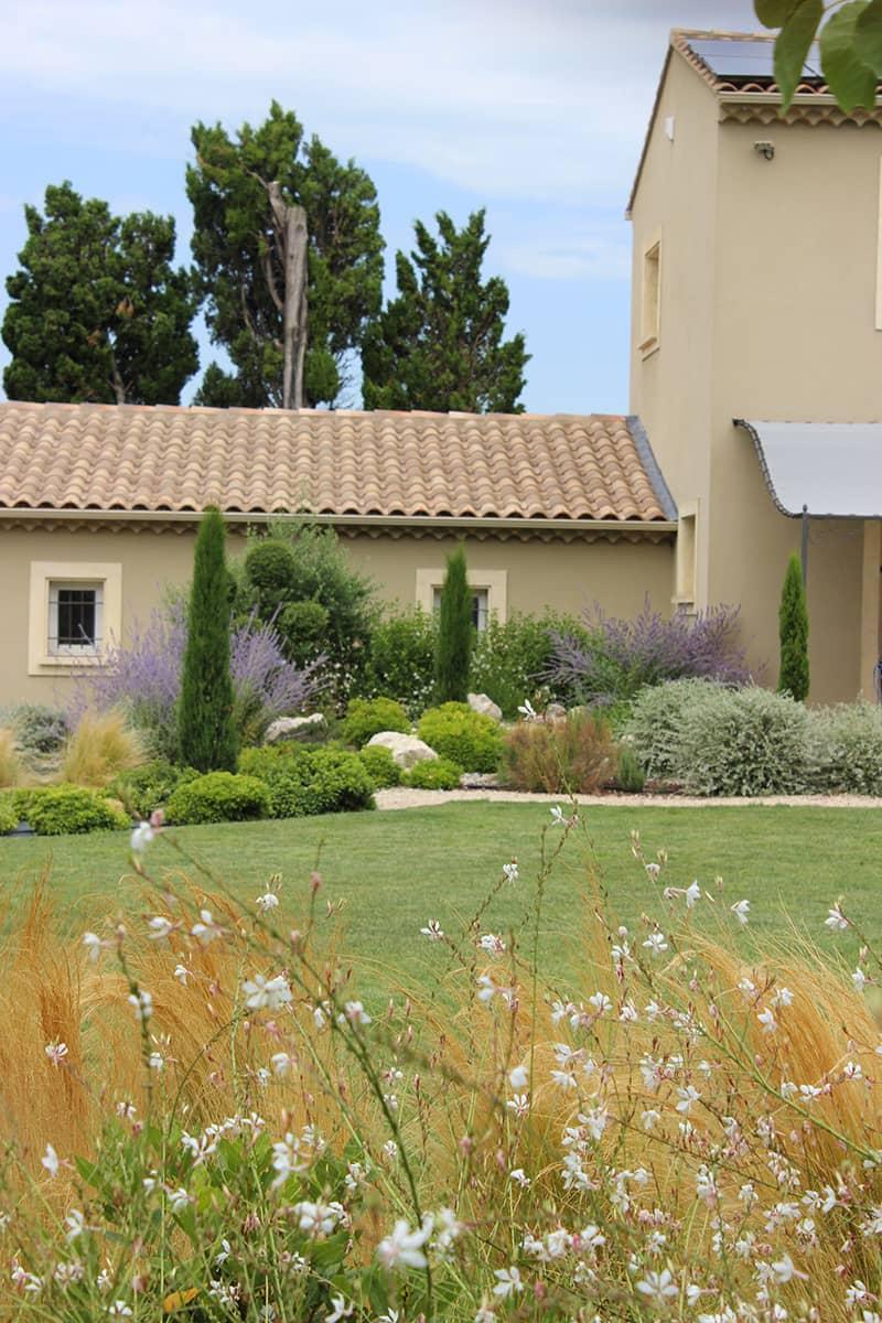 Paysagiste Esprit Provencal Avignon Châteaurenard Saint Remy Provence Lubéron