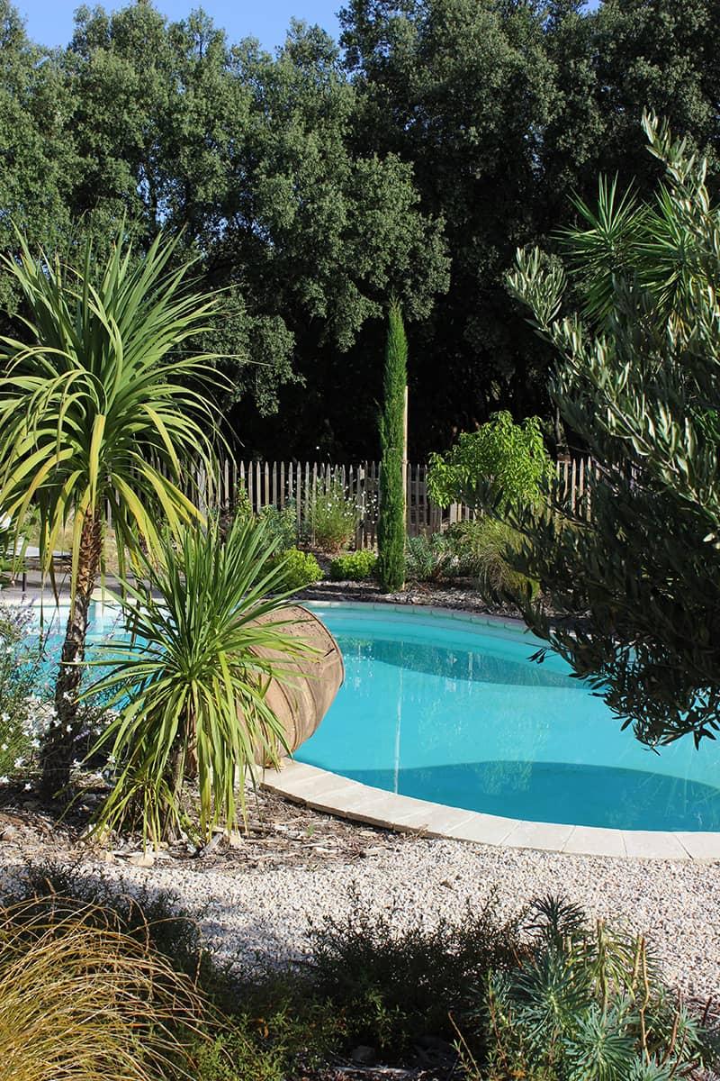 Paysagiste Aménagement Oasis Garrigue Avignon Châteaurenard Saint Remy Provence Lubéron